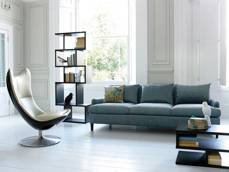Antico e moderno arredare la casa arredamento antico e for Living room seats designs