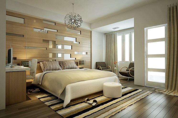 Arredamento Minimalista Camera Da Letto : Arredamento camera da letto