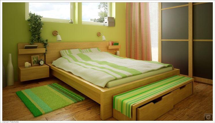 Arredamento camera da letto Arredare la casa Arredare