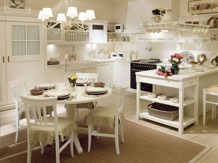 Arredare in stile provenzale arredare la casa for Arredamento country provenzale