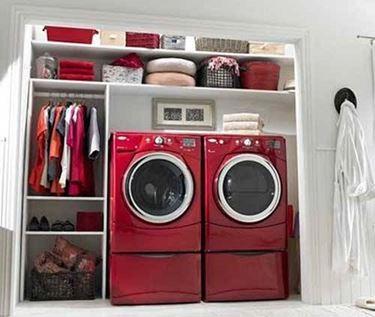 lavanderia rossa