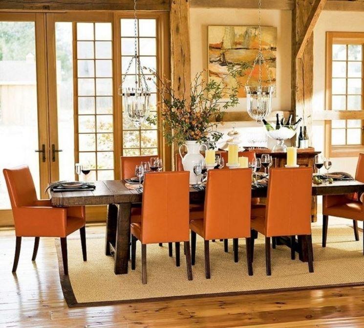 Arredare la sala da pranzo - Arredare la casa - Arredamento living