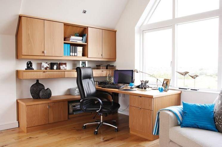 Arredare lo studio in casa arredare la casa consigli for Consigli arredo casa
