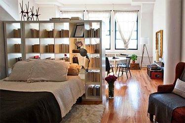 camera da letto soggiorno