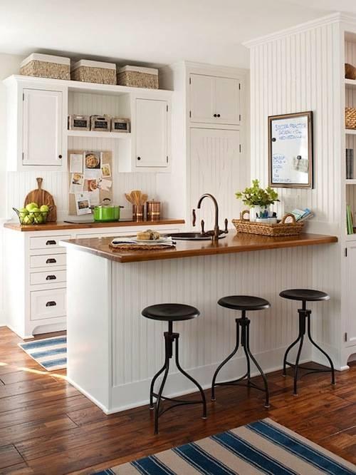 arredare una piccola cucina - Arredare la casa - cucina piccola arredo
