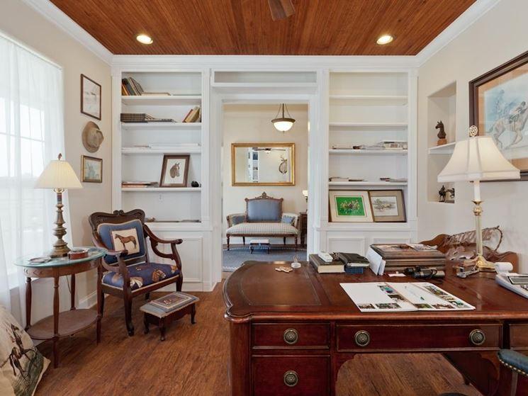 Simple una stanza studio arredare la casa come arredare for Arredamento ufficio economico