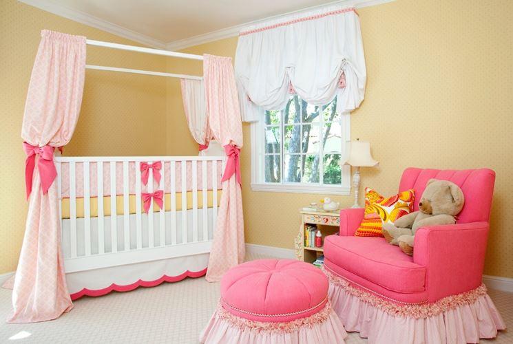 Cameretta per neonato arredare la casa arredare la - Arredamento cameretta neonato ...