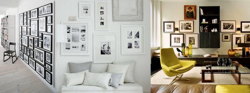 Come arredare con i quadri arredare la casa - Arredare casa in modo originale ...