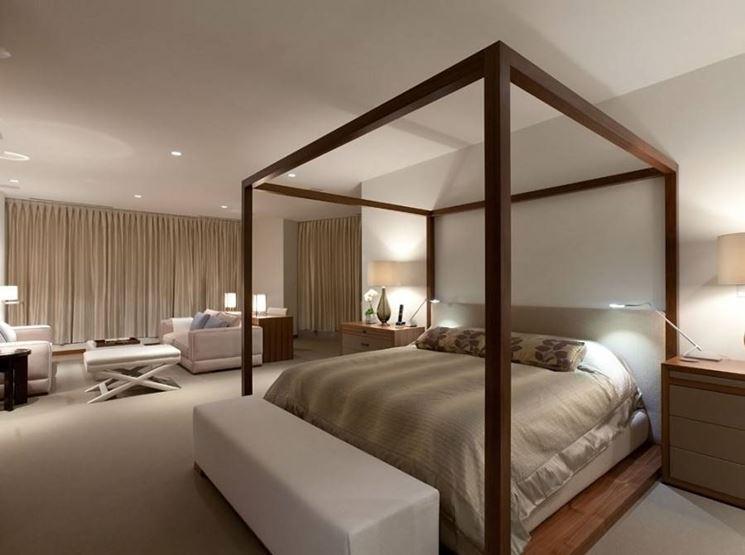 Camera da letto easy