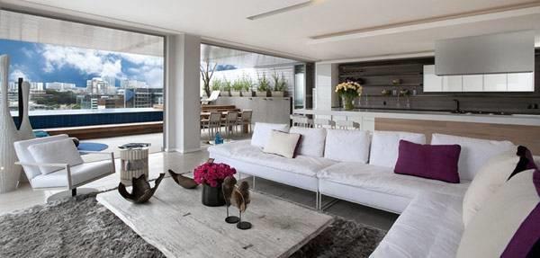 Arredamento Moderno Per Attico : Come arredare il piano attico la casa ...