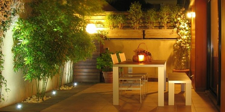 Awesome Come Arredare Una Terrazza Con Piante Pictures - Design ...
