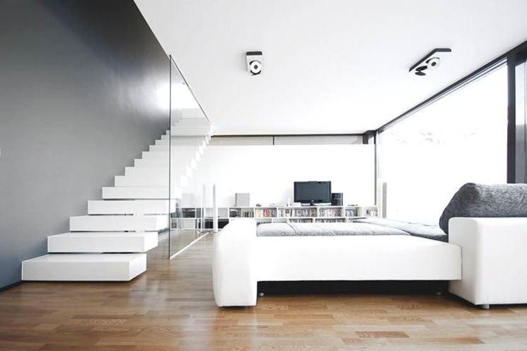 Come arredare la casa minimalista   arredare la casa   casa ...