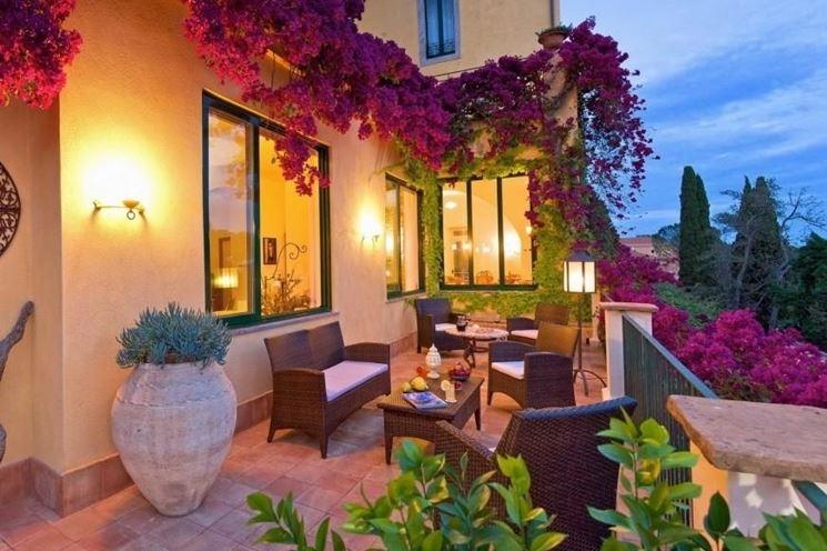 Basta poco per trasformare il terrazzo in uno splendido giardino pensile