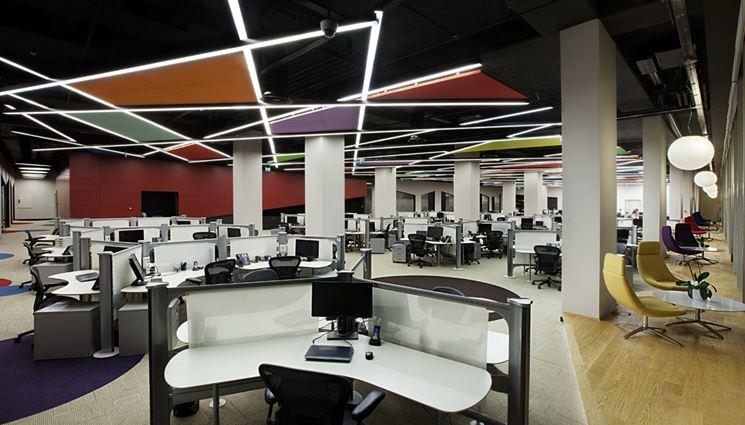 colori e ufficio