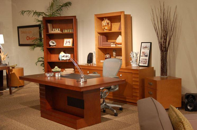 Ufficio in casa classico