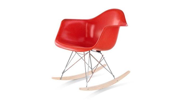 Shell Chair di Eames