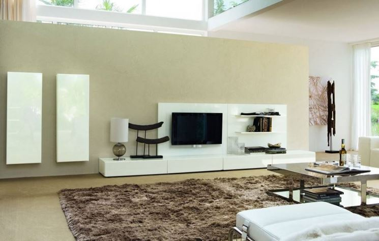 Migliori arredamenti per salotti arredare la casa for Pitture per salotti