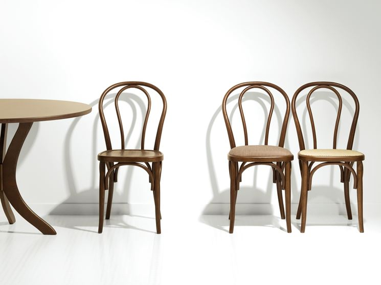 Sedie thonet (Thillmann collection)