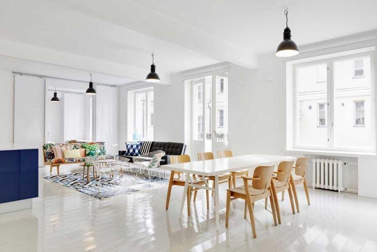 Esempio di design scandinavo