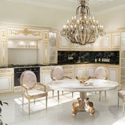 Cucina in stile barocco