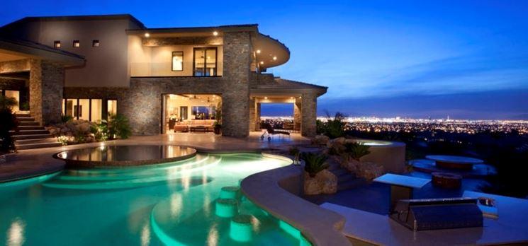 Tipologie di arredamento di lusso arredare la casa for Arredamento di lusso