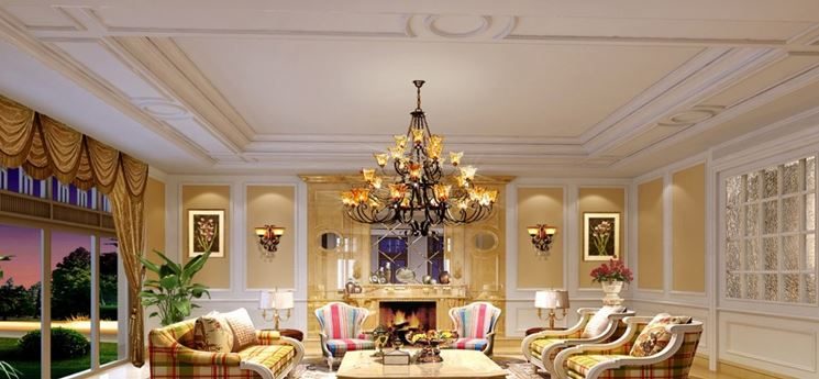 Tipologie di arredamento di lusso arredare la casa - Arredi di lusso casa ...