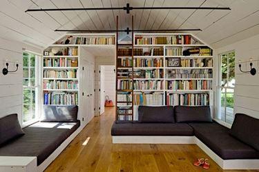 Modello di libreria su misura
