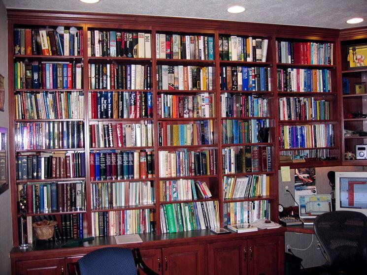 Modello di libreria storica