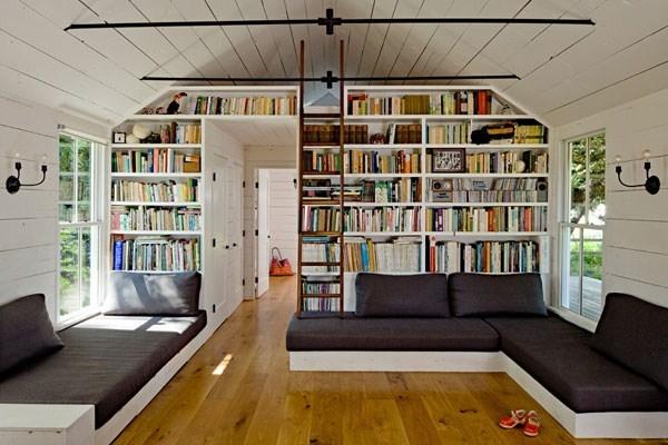 Librerie A Muro Su Misura.Acquistare Librerie Su Misura Cura Dei Mobili Caratteristiche
