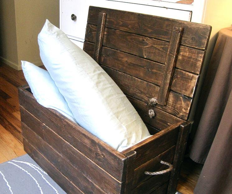 Come costruire una cassetta in legno mk33 pineglen - Costruire mobili in legno fai da te ...