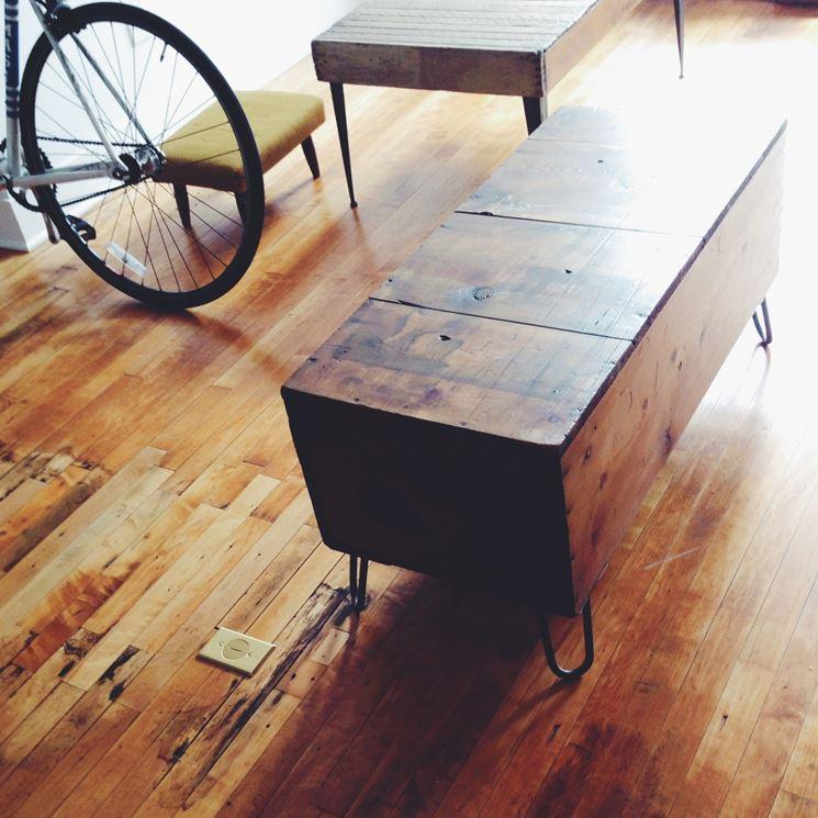 Cassapanca fai da te cura dei mobili come realizzare - Costruire mobili in legno fai da te ...