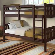 Un classico letto a castello