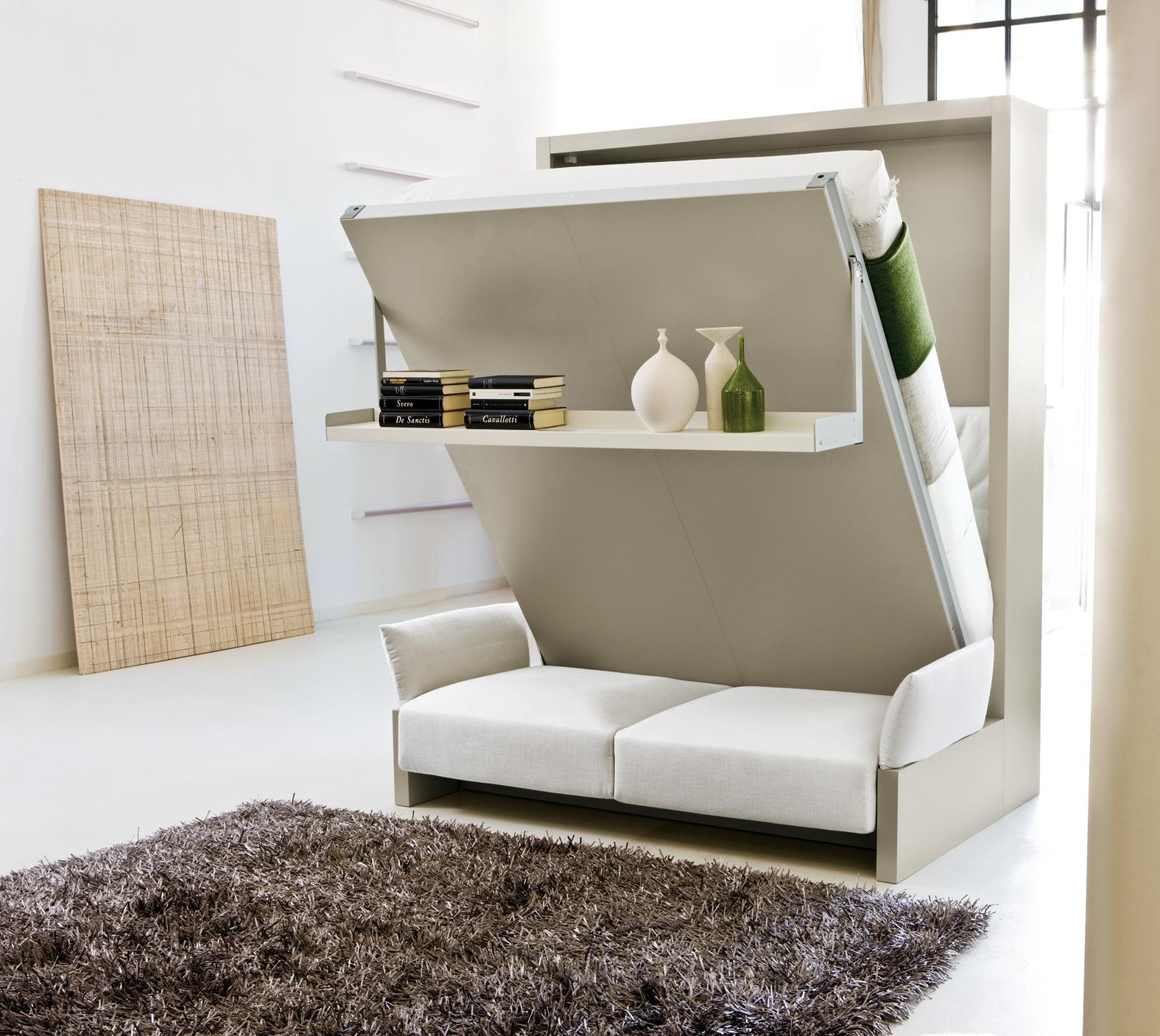 Letti a scomparsa cura dei mobili modelli di letti a - Modelli letti matrimoniali ...