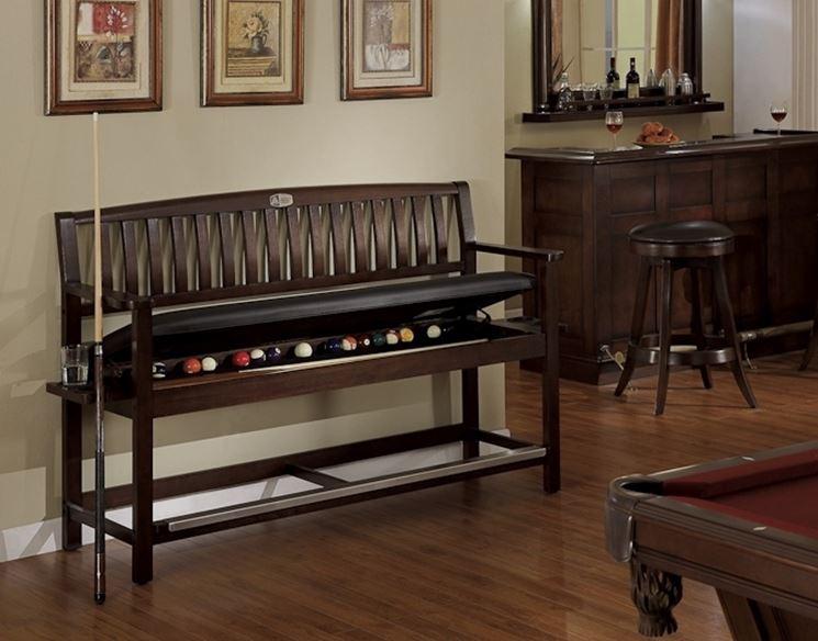 Modelli di panca contenitore cura dei mobili panche for Cuscini per panca ad angolo