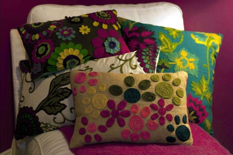 Prezzi e modelli dei cuscini decorativi cura dei mobili cuscini decorativi - Cuscini decorativi per letto ...