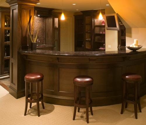 realizzare un angolo bar in casa - cura dei mobili - angolo bar in casa