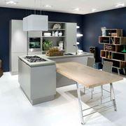 Cucina a penisola e progettazione impianti