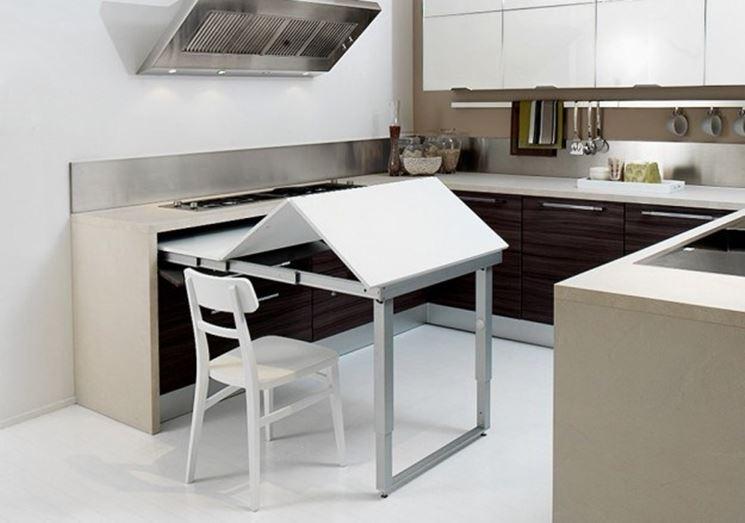 ... della cucina a penisola - Cura dei Mobili - Scelta cucina a penisola