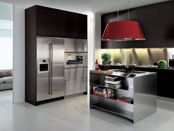 Scelta della cucina a penisola cura dei mobili scelta - Mobili della cucina ...