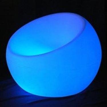 poltrona luminosa