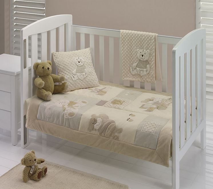 ... di lettini per bambini - Cura dei Mobili - Tipi di lettini per bambini