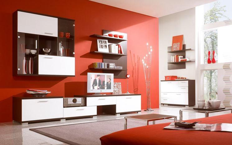 salone rosso