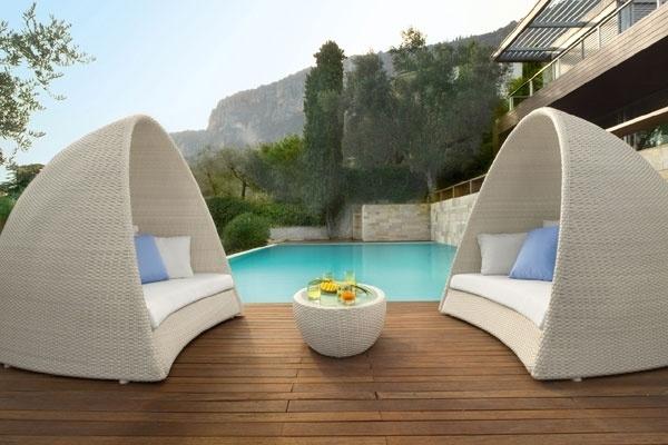 Come scegliere un divano da giardino il divano divano - Divano in muratura ...
