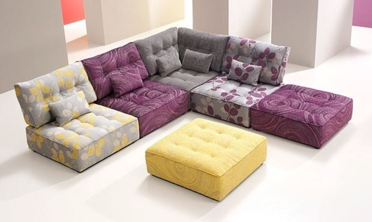 Cosa sono i divani modulari il divano divani modulari for Divani componibili prezzi