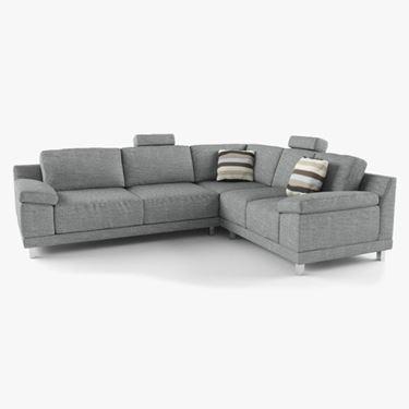 divano piccolo angolare