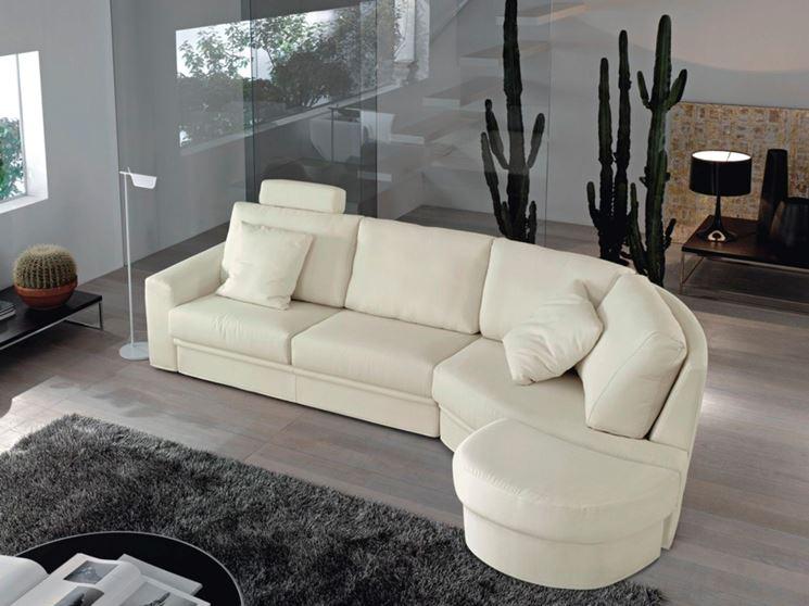 divano angolare comodo