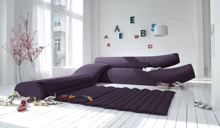 Divani da giardino modelli e prezzi il divano arredo - Divano in muratura ...