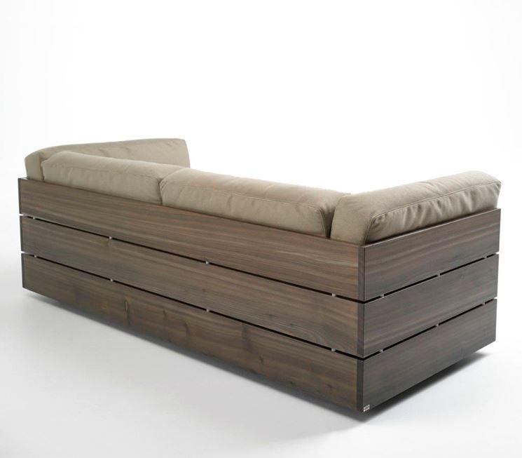 materiali migliori per i divani per giardino - Il Divano - I divani ...