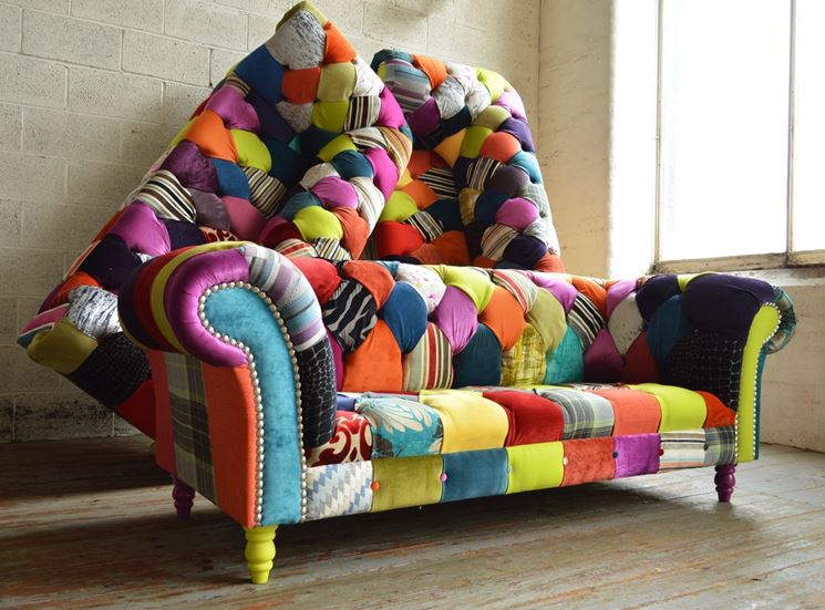 divano conchiglia