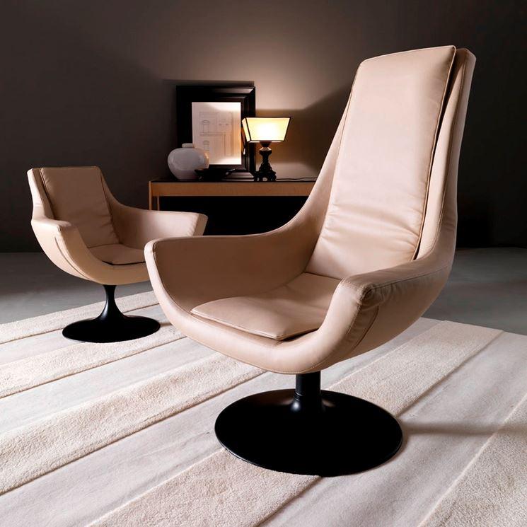 Pregi e difetti delle poltrone girevoli il divano for Poltrone per studio